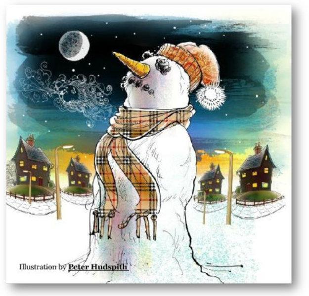In a Snowman's World - Heading .jpg