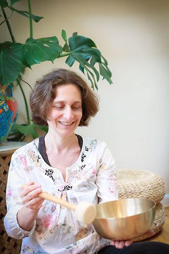 yoga therapist