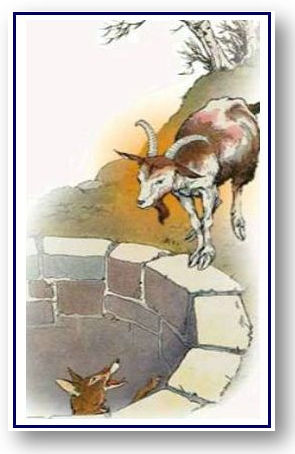 Fox and the Goat (The) - Heading .jpg