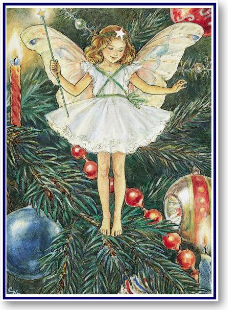 Christmas Tree Fairy (The) - Heading .jp
