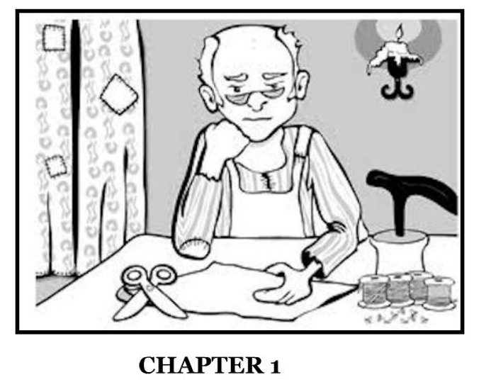Elves and the Shoemaker - 1 - Shoemaker