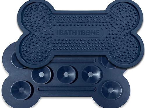 Dog Bath Distraction - Bath Distraction For Dogs | Bone Shaped Dog Lick Pad