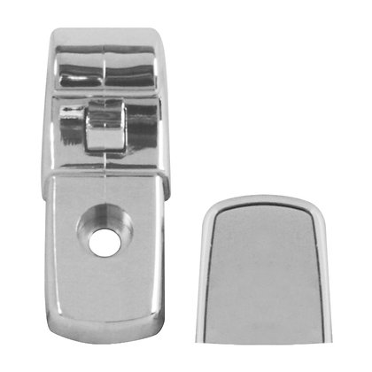 VISOR CLIP WITH CAP FOR KENWORTH W&T