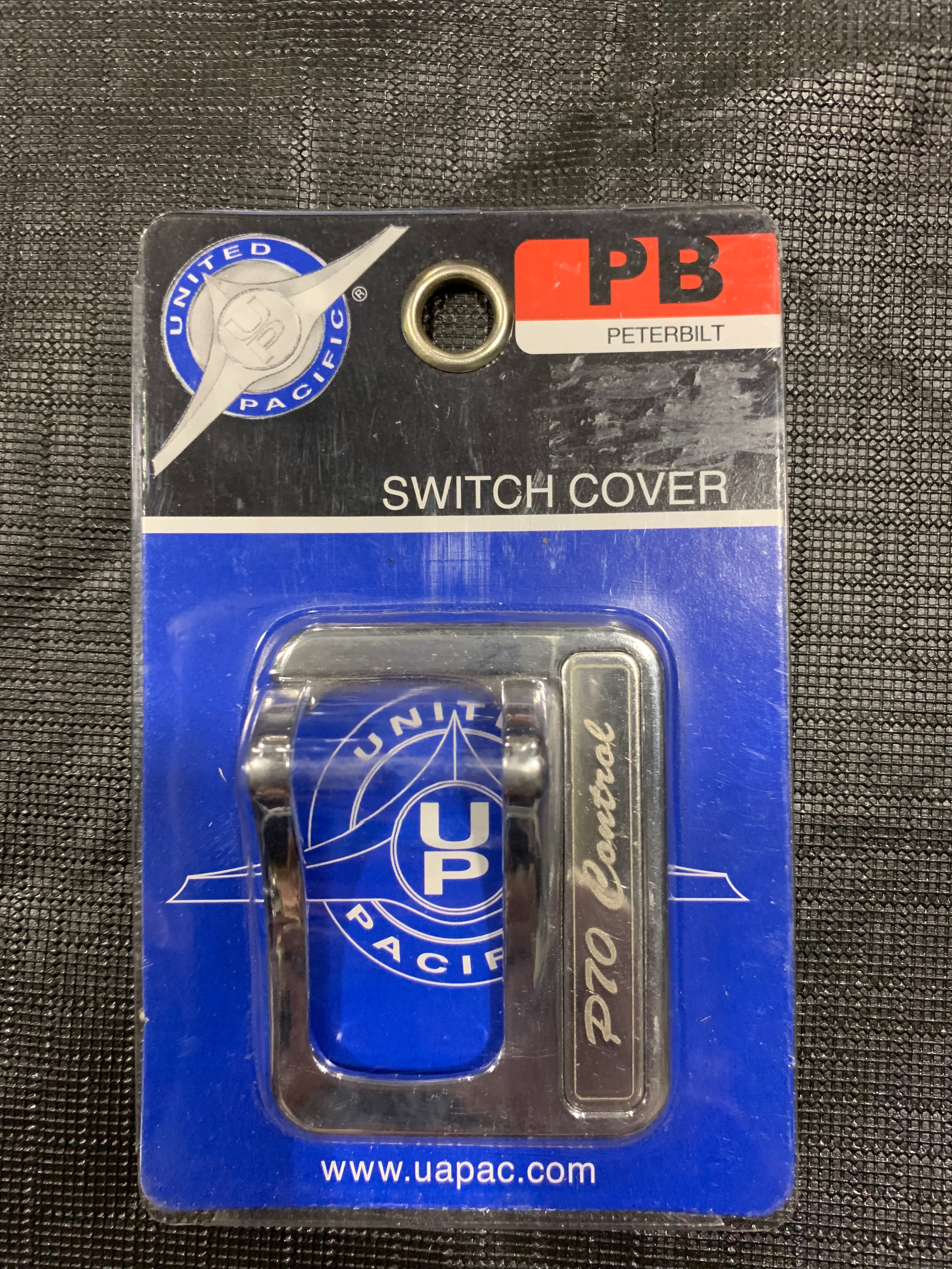 Rocker Switch Cover -PTO Control