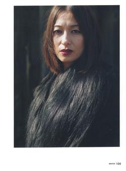 片岡礼子 (stylist:北村道子)