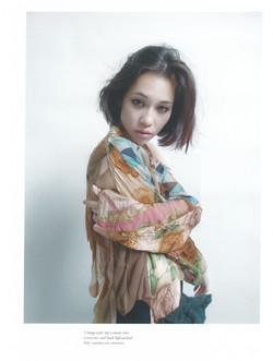 水原希子 (stylist:北村道子)
