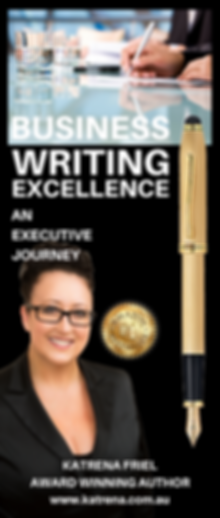 Business Writing Workshop with Katrena Friel