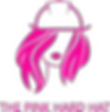 The Pink Hard Hat Logo