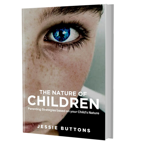 BOOK:  The Nature of Children (Signed)