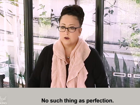 Perfectionism is BS