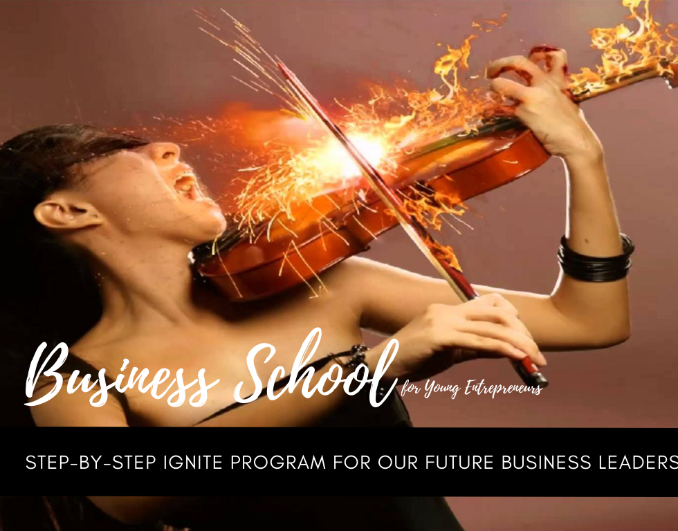 MARY business school for young entrepren