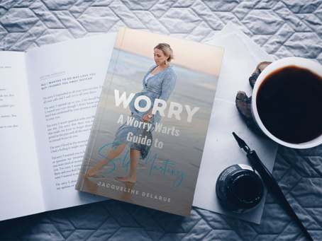 Episode on WORRY with our resident expert Jac the author of WORRY
