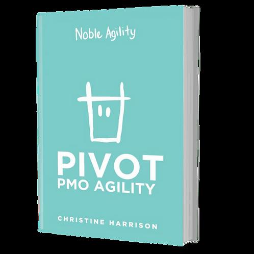 BOOK PIVOT PMO Agility