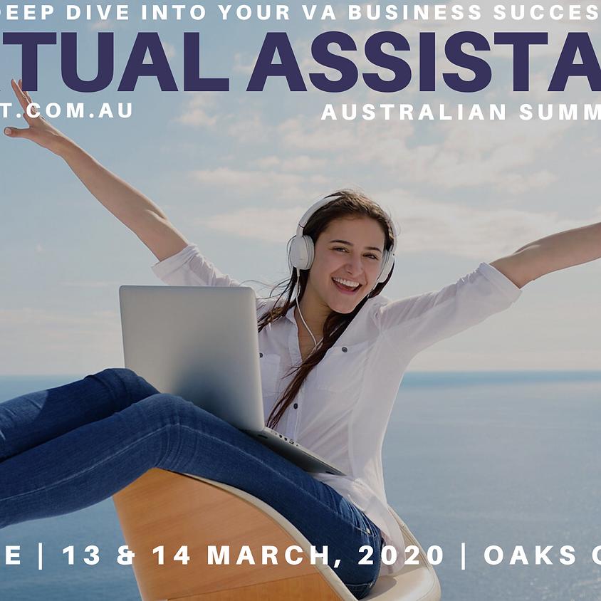 Virtual Assistant Australian Summit | Melbourne 2020