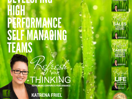 PODCAST:  Refresh your Leadership Performance as an Entrepreneur