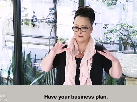 Manifesting and your Business Plan