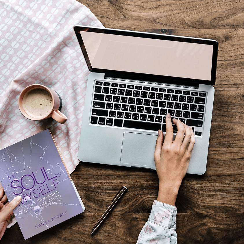 """Soul Conversations Free Webinar Series 2: """"What's Your Life Purpose & Are You Living It?"""""""