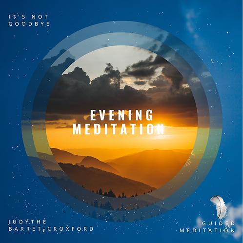 Evening Meditation - Guided Meditation