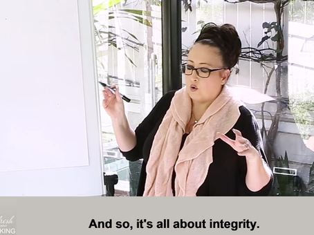 Integrity in Sales