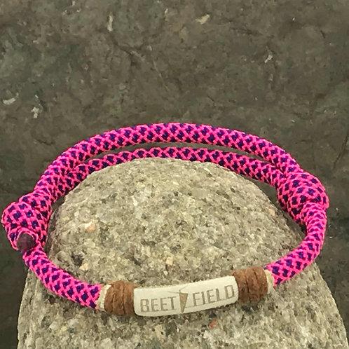 Armband pink diamond Uni*