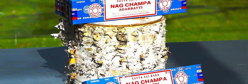 Nag Champa Incense Sticks (single box) - Reiki Master Infused