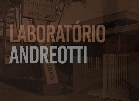 Laboratório Andreotti é referência em medicina laboratorial