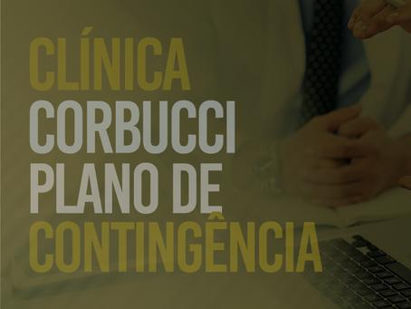 Plano de Contingência e Ações de prevenção à COVID-19