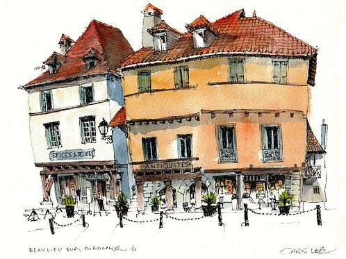 Beaulieu Shops