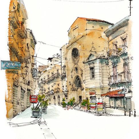 Spirito Santo, Palermo