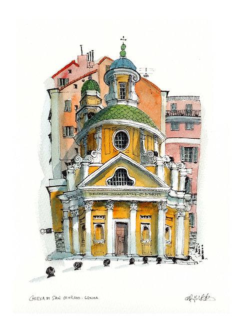 Genoa Chapel