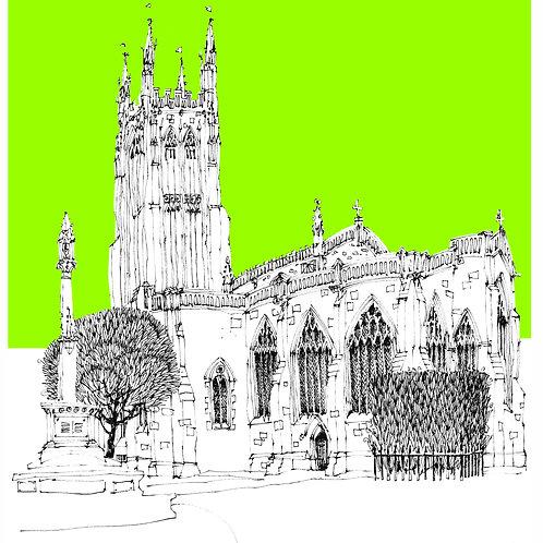 St Cuthbert's Green