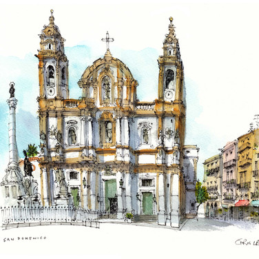 San Domenico, Palermo