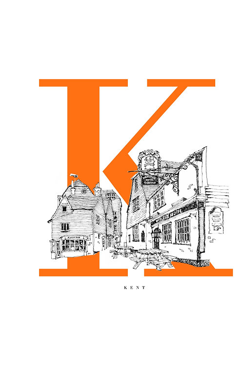 K is for Kent