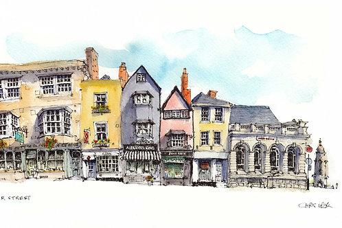 Sadler Street, Wells