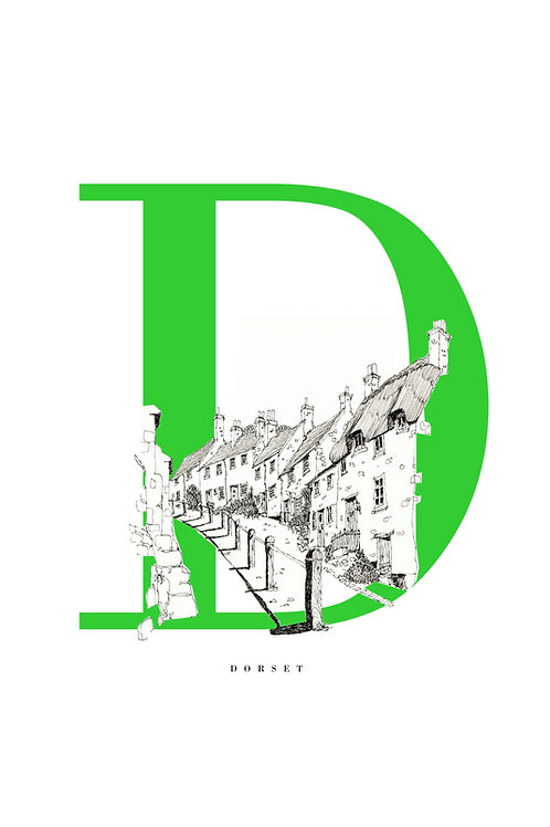 D is for Dorset