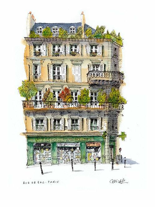 Paris Pharmacie