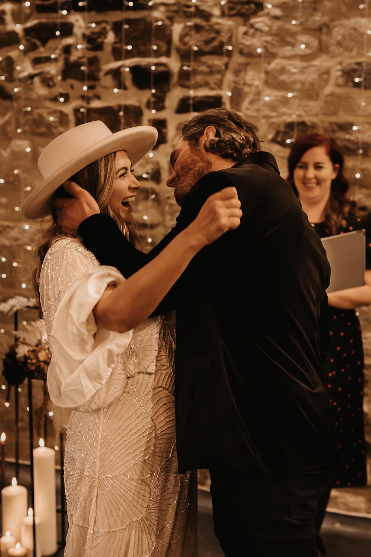 Celebrant wedding ceremony by Sunkissed Ceremonies
