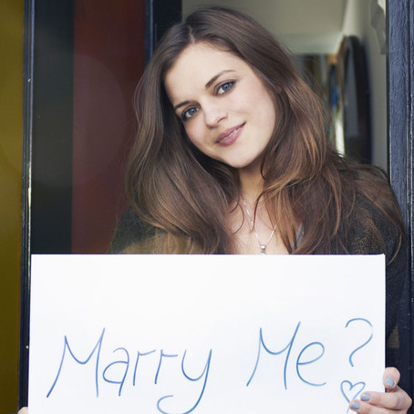 14 Ways to propose this Valentines Day