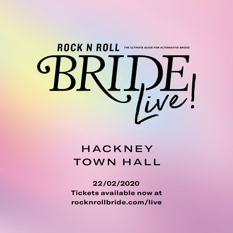 OMG!!! It's off to Rock n Roll Bride for Me!