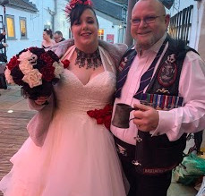 Kenny & Tracey Boxing Day Wedding featured on Say Yes to the Dress