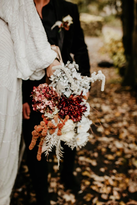 wedding at ponden mill