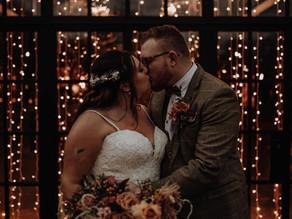 Demi & Scott Intimate Lake District Wedding
