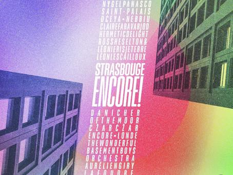 STRASBOUGE ENCORE compilation