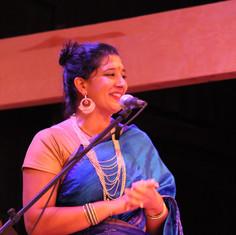 Shivani Hawkins MC, Prasada Festival