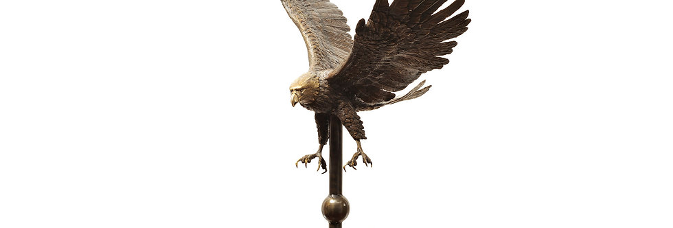Custom Eagle Weathervane