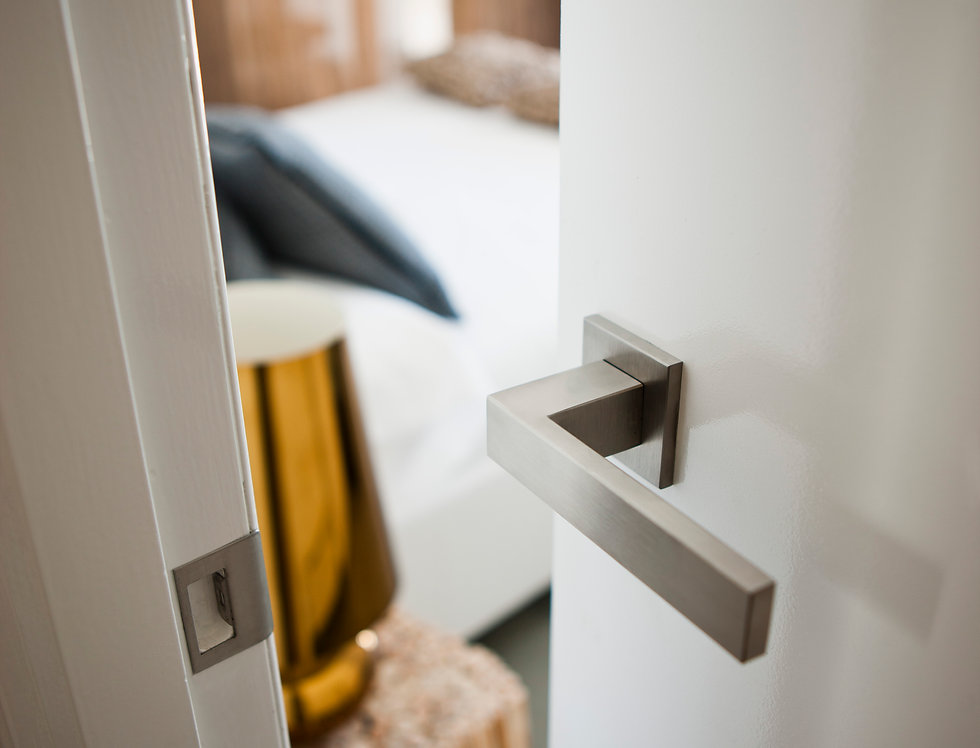SQUARE - Lever Handle