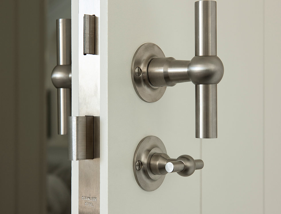 FERROVIA - HANDLE AND PRIVACY LOCK SERIES