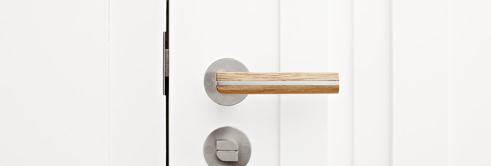 TWO - Lever Handle & Privacy Set