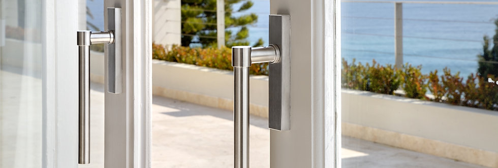 ONE - Solid Lift-Up Sliding Door Handles