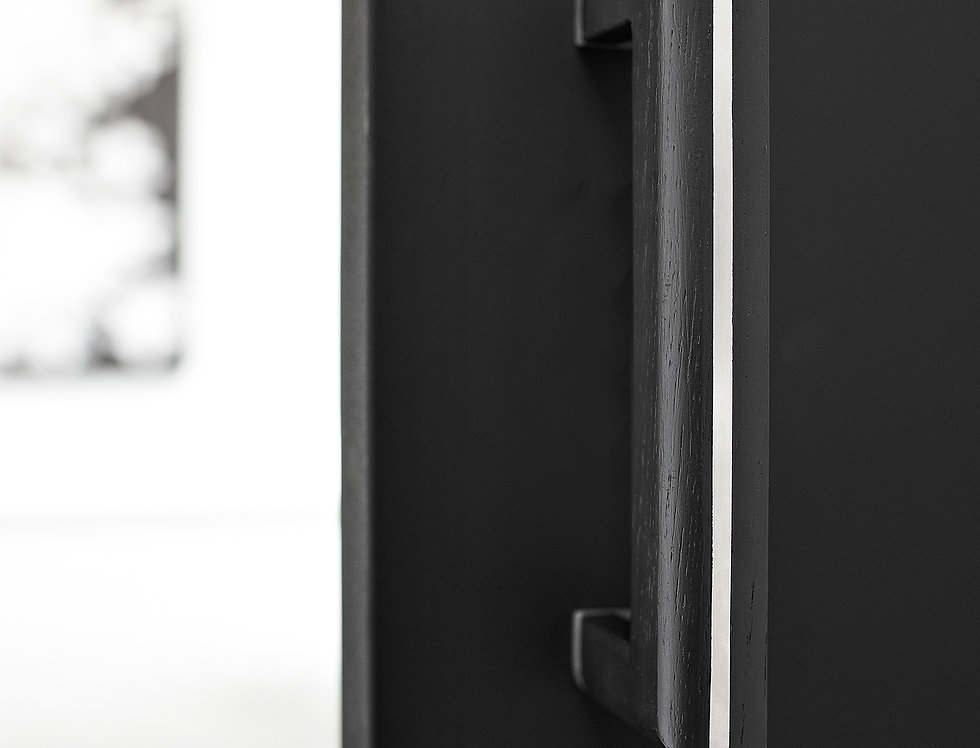 TWO - Solid Cabinet Handle
